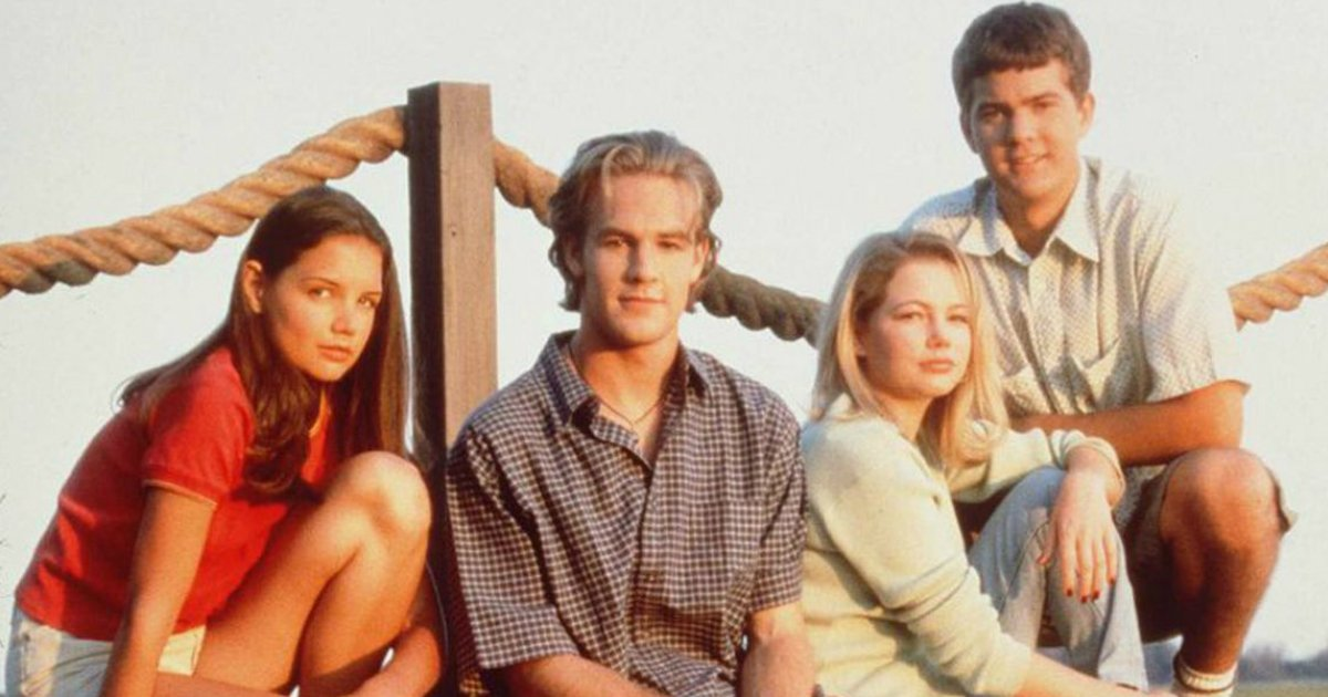 "dawsons creek - Cast of ""Dawson's Creek"" Reunites To Celebrate 20-Year Anniversary"
