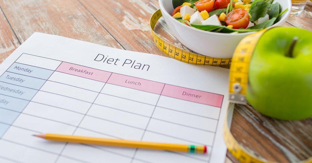 diet plan weight loss.jpg?resize=300,169 - 이것만 지켜도 살 빠진다! '살 빼주는' 아침 습관 10가지