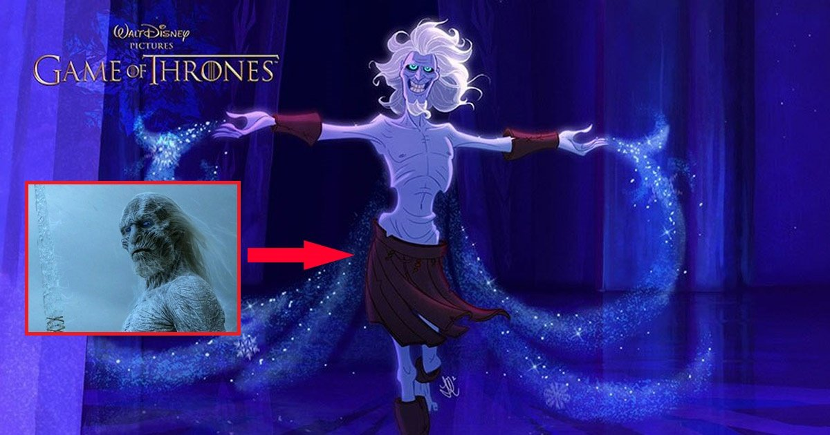 disney - If Disney Made Game of Thrones, This is How It Would Look Like