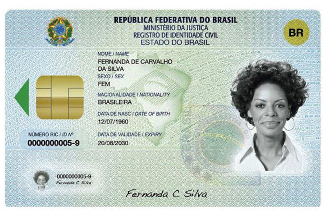 doc unico identidade.jpg?resize=1200,630 - Mais praticidade: cartão único de identidade unirá pelos menos 12 documentos em 1 só!