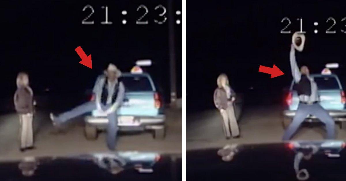 drunk - Essa pegadinha mostra como um policial engana as pessoas para elas admitirem que estão bêbadas
