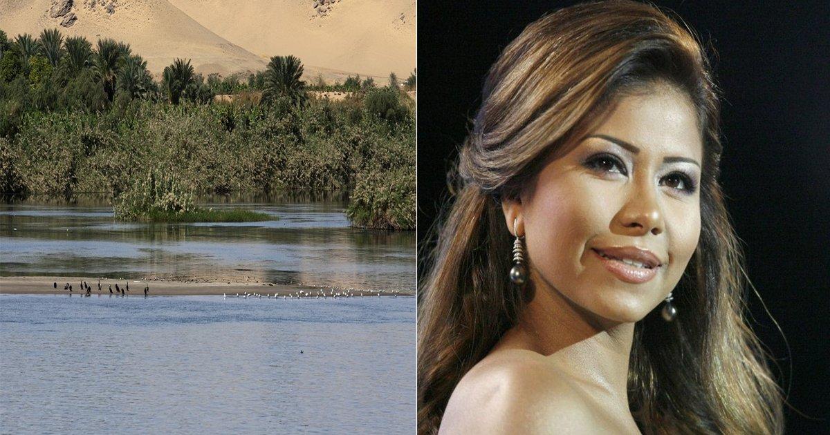"eb8298ec9dbceab095 - ""나일강 물 마시면 기생충 병 생긴다"" 농담했다 감옥 가게 생긴 이집트 가수"