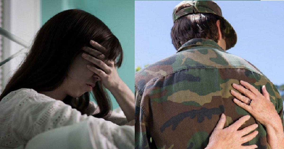 """ec8db8eb84ac2 3 - """"남편이 군대 간 지 2달 만에 의병 제대를 했는데 믿어도 될까요? 가짜 입대는 아니겠죠?"""""""