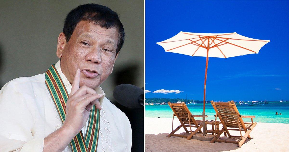 """eca09cebaaa9 ec9786ec9d8c 1 43 - """"보라카이 여행은 7월 이후에?""""…보라카이 섬 폐쇄 추진하는 필리핀 정부"""