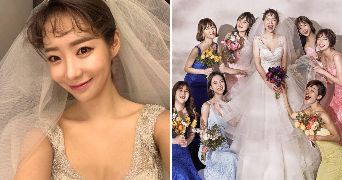 eca09cebaaa9 ec9786ec9d8c 1 ebb3b5eab5aceb90a8 - '4월의 신부'가 되는 '미녀 개그우먼' 안소미, 숨막히게 아름다운 '웨딩화보' 공개 (사진)