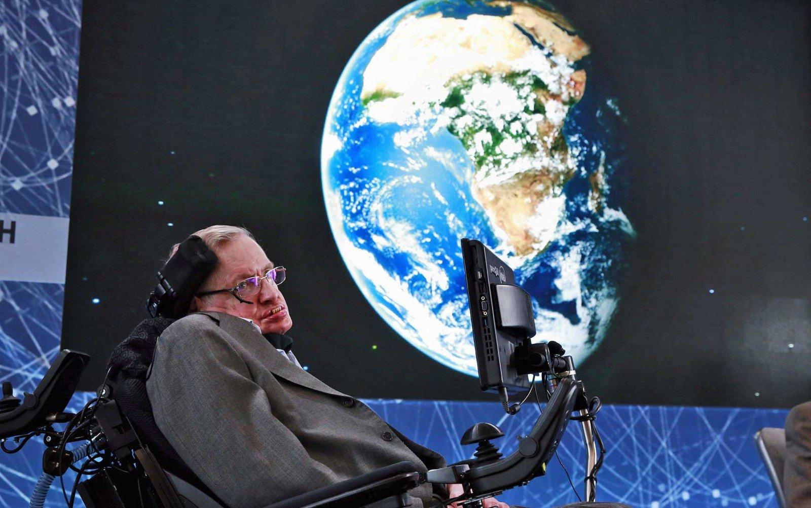 ele - A comoção do mundo inteiro sobre a partida de Stephen Hawking