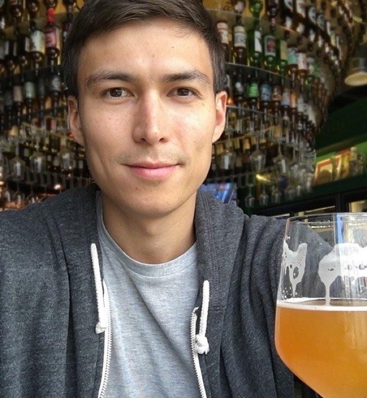 este joven hizo un experimento tomando un litro de cerveza todos los dias durante 4 semanas el resultado es sorprendente Captura de pantalla 2017 07 03 a las 2.18.07 p.m. - Esse jovem fez um experimento: tomou um copo de cerveja todos os dias durante 4 semanas, o resultado é surpreendente