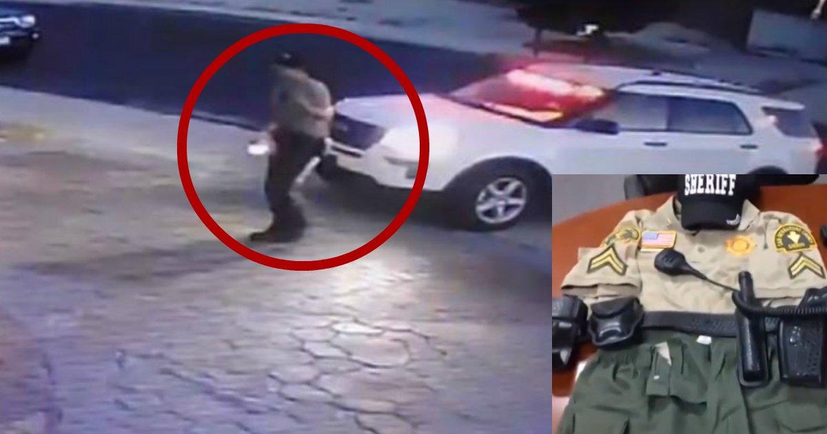 fakepolice.jpg?resize=648,365 - Adolescente que usava armas falsas para parar motoristas e invadir casas fingindo ser um policial é preso