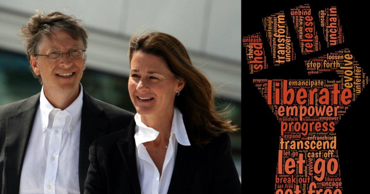 gatespledge.jpg?resize=1200,630 - Bill e Melinda Gates prometem US$ 170 milhões para ajudar no empoderamento econômico das mulheres