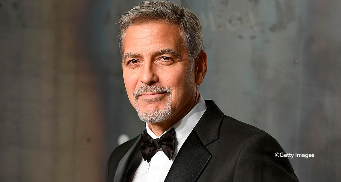 george - Segundo a ciência, George Clooney é o homem mais atraente do mundo