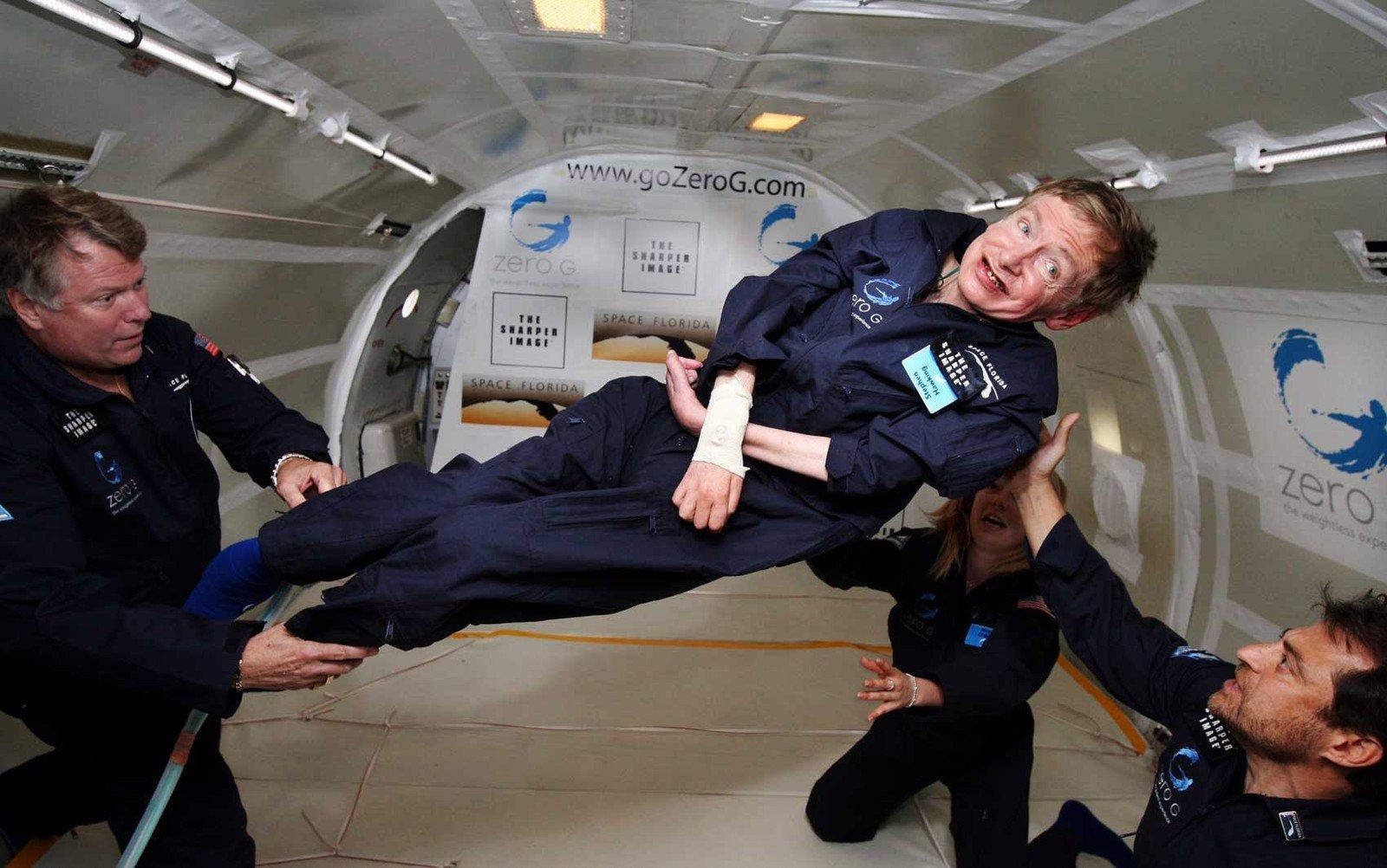 gravidade - A comoção do mundo inteiro sobre a partida de Stephen Hawking