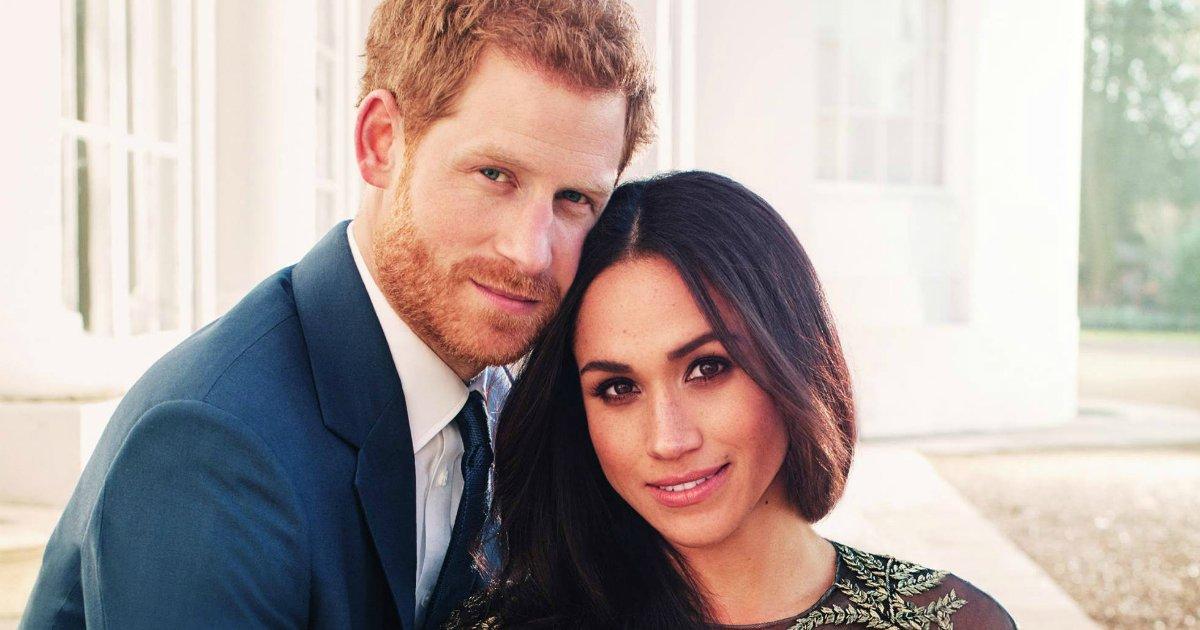 harrymegahn - Harry e Meghan convidaram 2 mil pessoas comuns para o casamento
