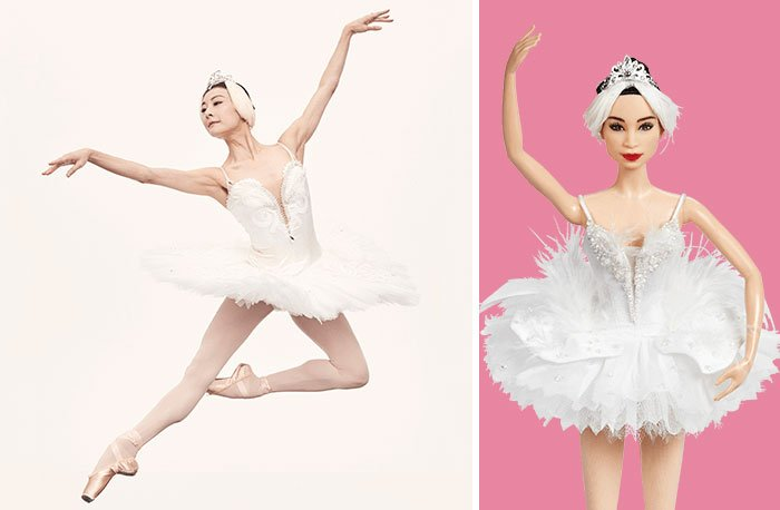 international women day inspiring role models barbie dolls 19 5a9f9af7bd8f1  700 - 17 New Barbie Dolls Based On Inspiring Women Unveiled, And You Definitely Can't Wait To Take Them Home