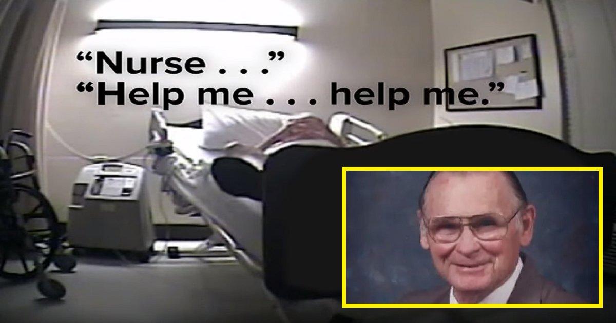 j5d - Truth Behind The Death Of 89-Year-Old Veteran In Nursing Home (Video)
