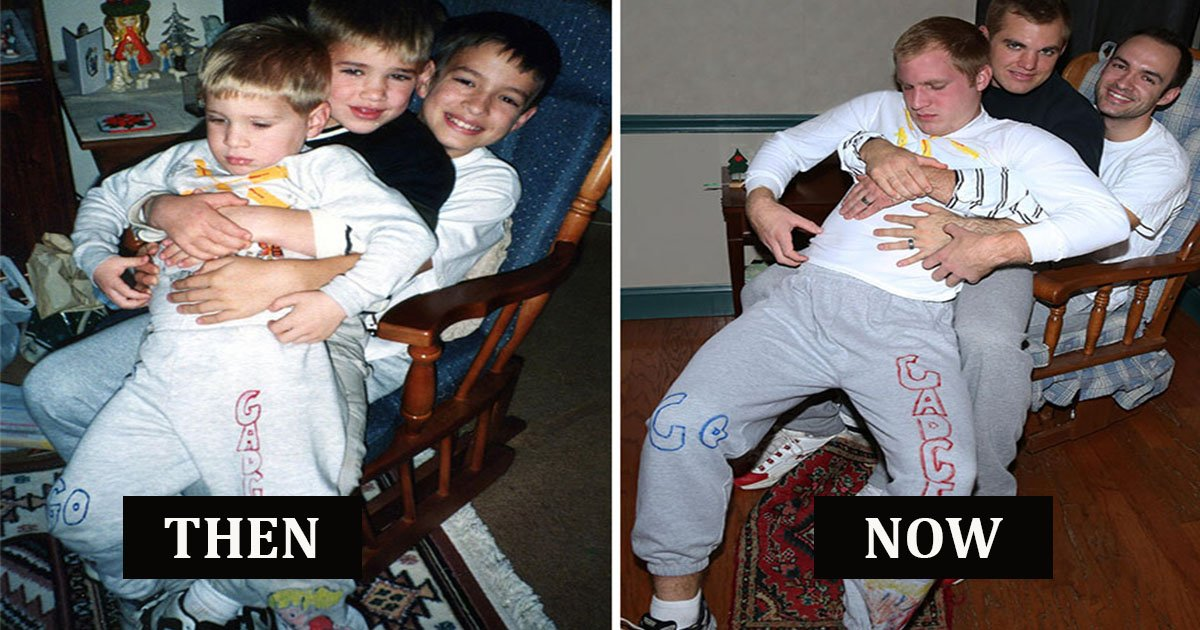 kids - Kids Recreate Their Childhood Moments With Perfection