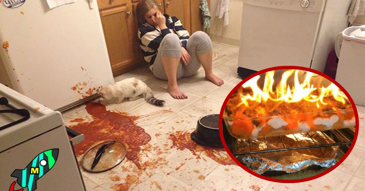 kitchenfails - 20 Kitchen Fails That Will Either Make You Laugh Or Cringe