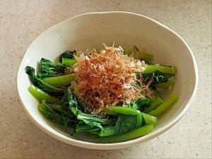 小松菜のお浸し에 대한 이미지 검색결과