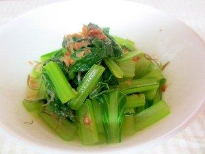 小松菜の煮浸し에 대한 이미지 검색결과
