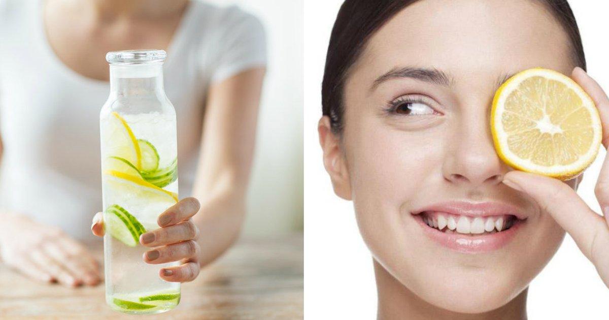 lemonwater.jpg?resize=1200,630 - Voici pourquoi vous devriez boire de l'eau citronnée tous les matins l'estomac vide