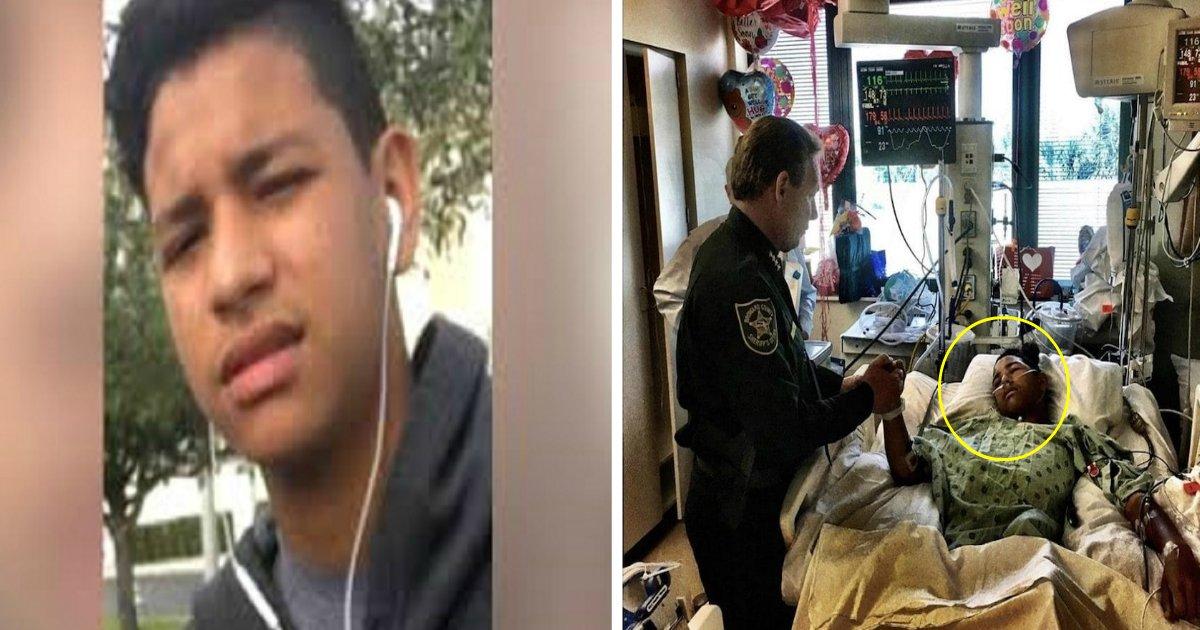 majo featured - Fusillade de Parkland : un adolescent touché à cinq reprises en protégeant la vie de plus de 20 élèves