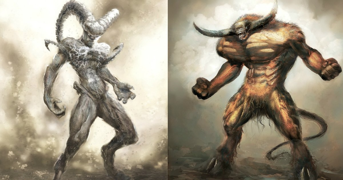 monsterzodiac.jpg?resize=412,232 - 12 Zodiac Signs As Terrifying Monsters – The Dark Side Within Each Of Us