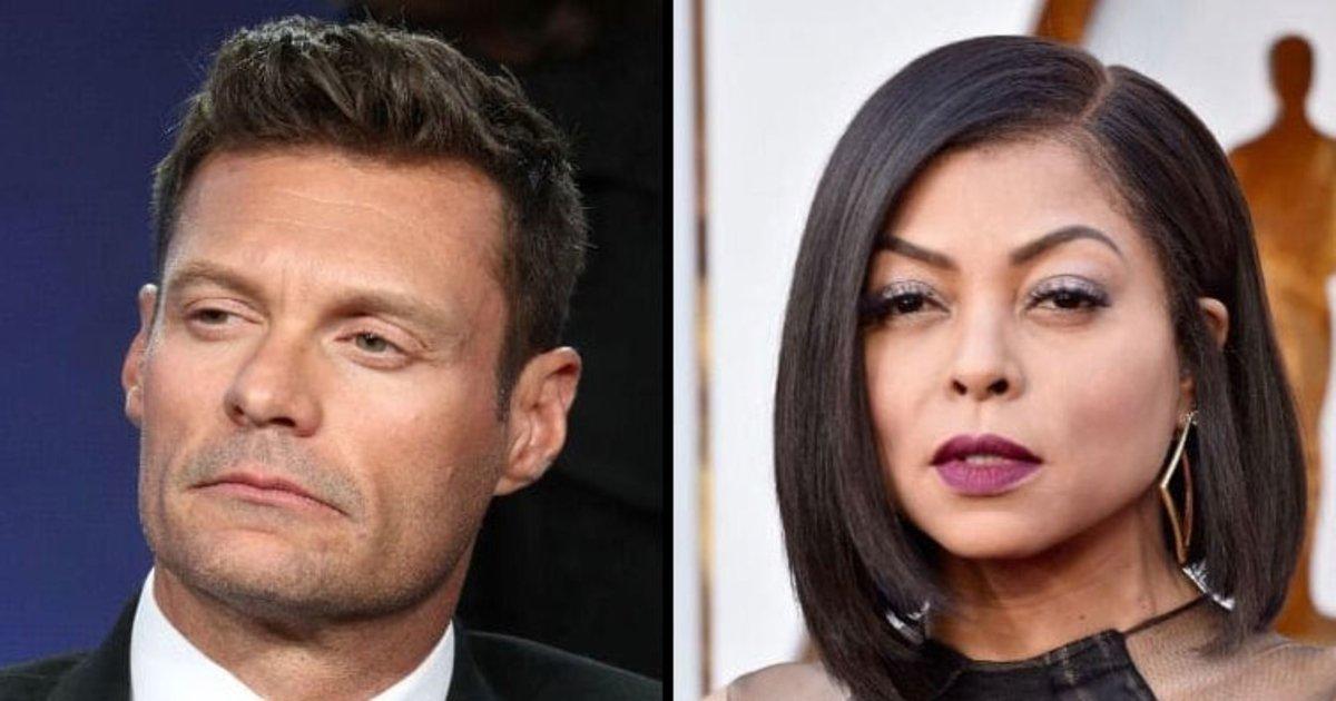 oscarthumb2 - The Oscars 2018: Taraji P. Henson assumedly Throws Shade Towards Ryan Seacrest On The Red Carpet