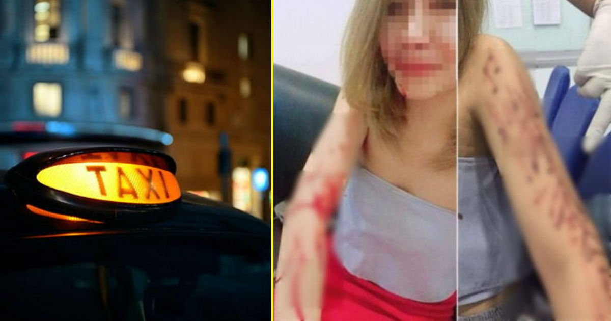 q432 - '택시강도' 당했다며 피투성이로 도움 요청한 여성, 자작극으로 드러나 충격...