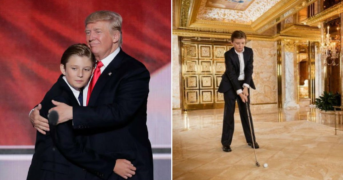"qer.jpg?resize=300,169 - The Richest Kid in the World - Top 9 ""Daily"" Luxuries of Barron Trump"