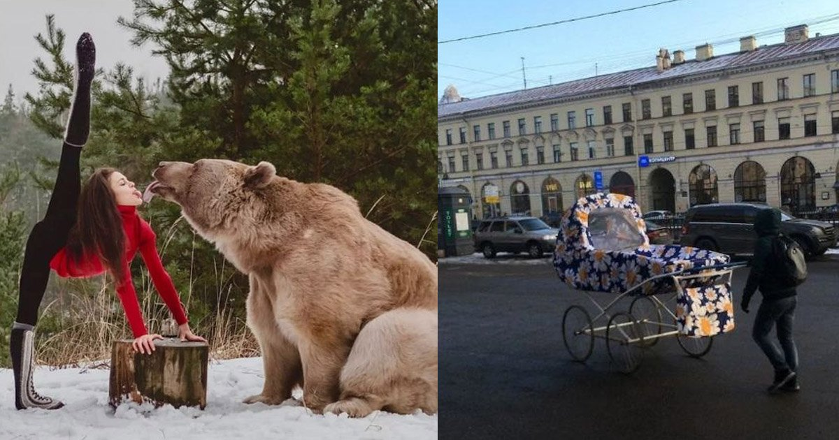 russia - These Pictures From Russia Will Drive You Crazy