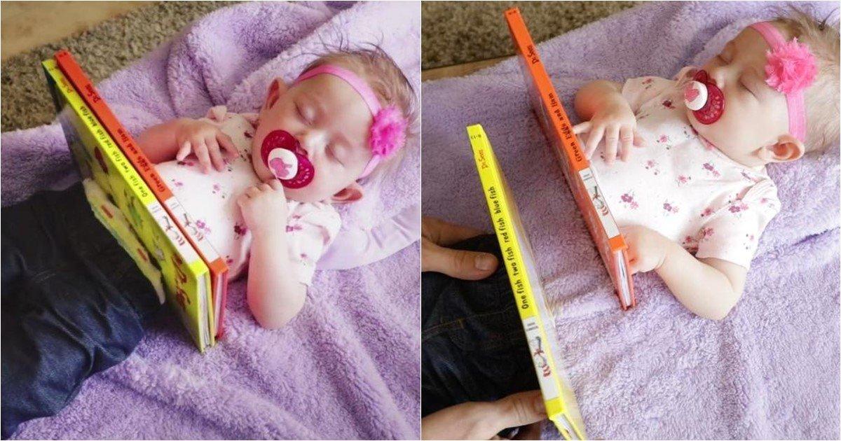 s 8.jpg?resize=648,365 - Hombre 'corta' a su bebé por la mitad con un truco de magia (video)