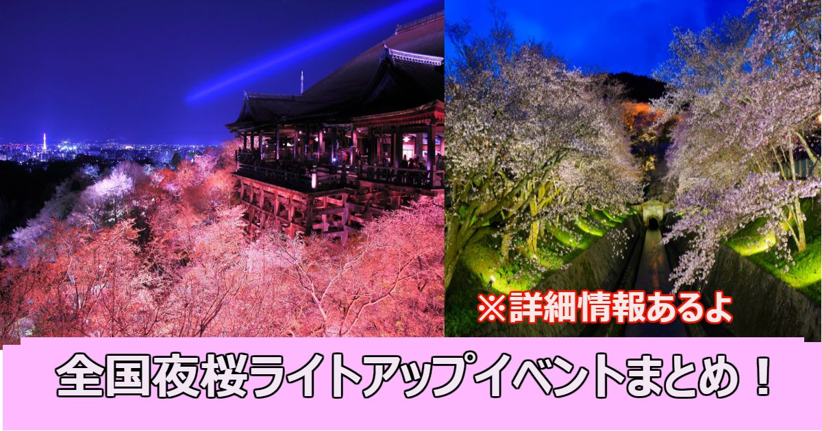 sakura2.png?resize=1200,630 - 全国夜桜ライトアップイベントを楽しめるスポット10選まとめ
