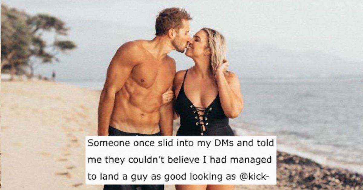 sample copy copy 4 png.jpg?resize=1200,630 - Haters Body Shamed 'Curvy' Woman For Marrying A '6-Pack' Husband, Her Response Went Viral