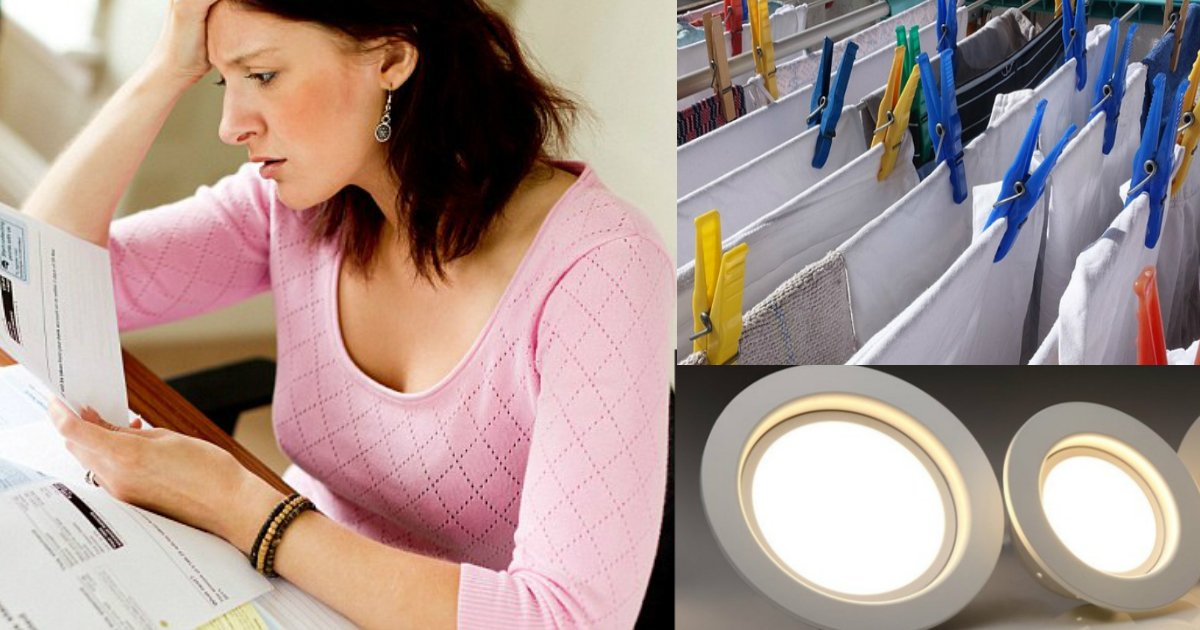 save elec bill - Lower Your Electricity Bills With These 10 Tips & Tricks