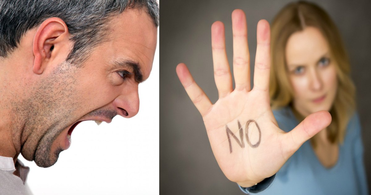 sayingno.jpg?resize=648,365 - Husband Tells Wife His Word Is Law. What Kind Of Husband Is He?