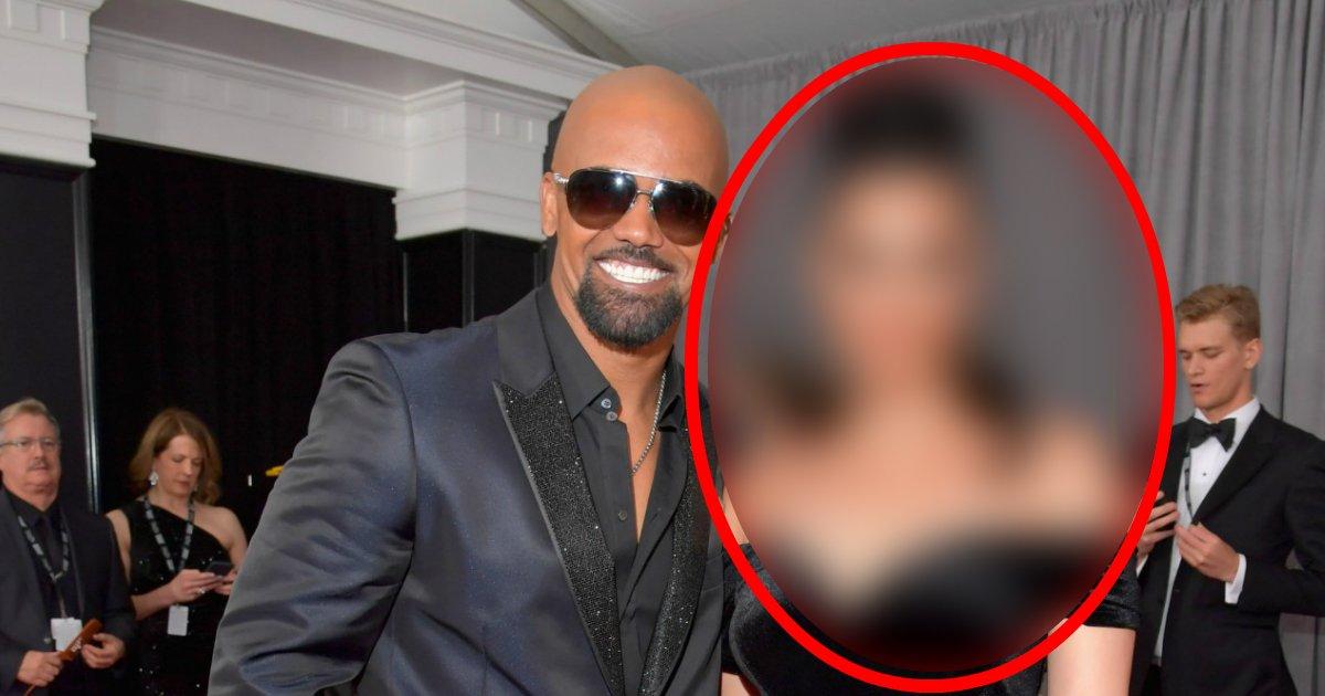 shemar.jpg?resize=648,365 - Shemar Moore révèle avoir contacté l'actrice qui l'accompagnait aux Grammys via e-mail.