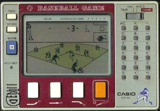 Image result for ゲーム電卓 ベースボールゲーム