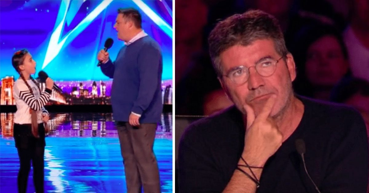 simon.jpg?resize=300,169 - Dad-Daughter Duo Sing Opera At Britain's Got Talent, What Happens Next Amazes Everyone