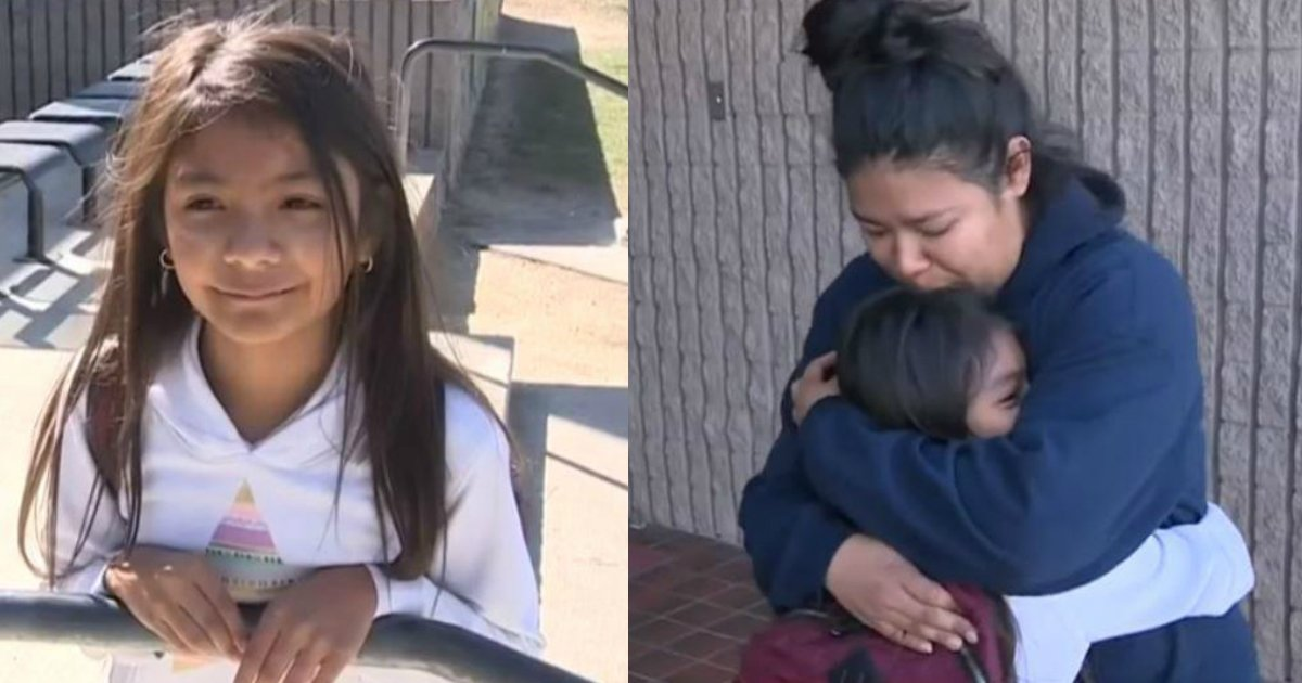 stopkidnap.jpg?resize=1200,630 - Random Stranger Saved 12-Year-Old Girl From Getting Kidnapped By Pretending To Be Her Mom