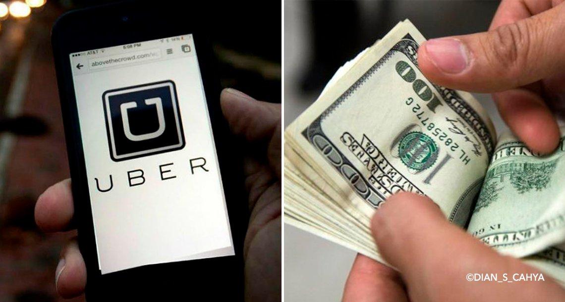 template coverdollar.png?resize=1200,630 - Pidió un Uber estando borracho, se confundió la dirección y terminó pagando 1600 dólares