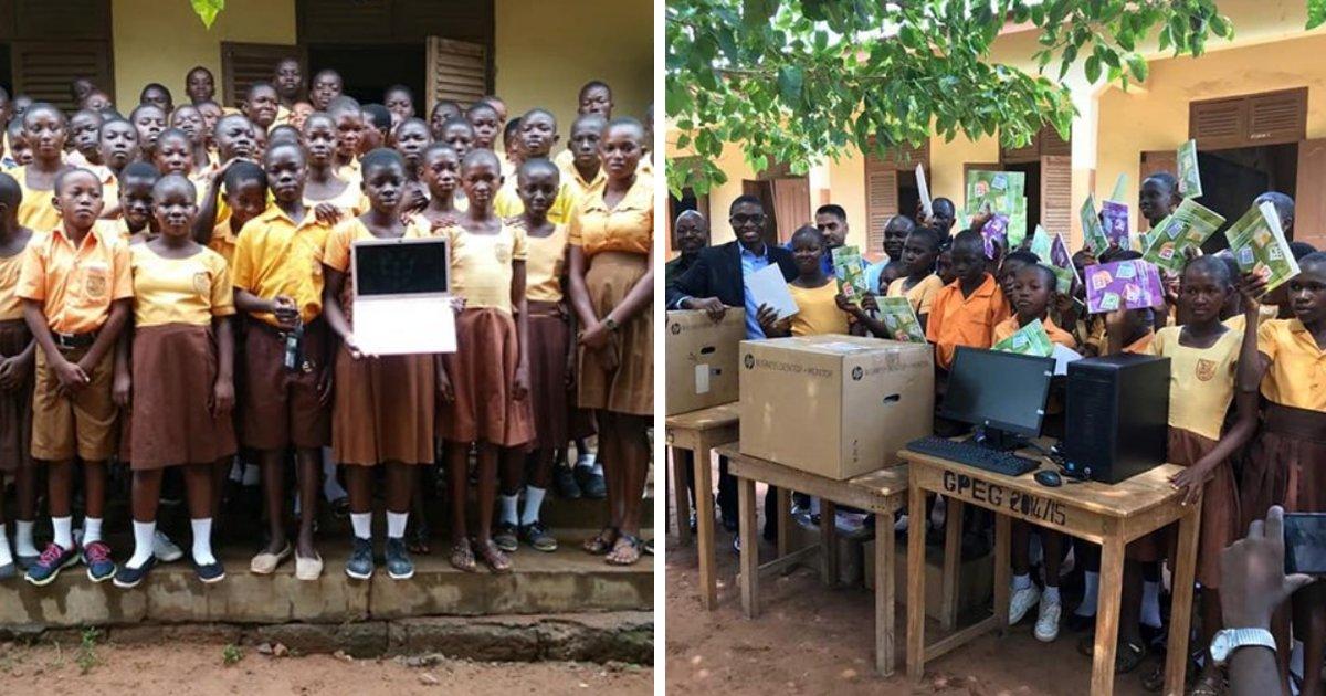 thumbnail5gaq4ttepi - Professor africano que desenhava o computador na lousa ganha um computador