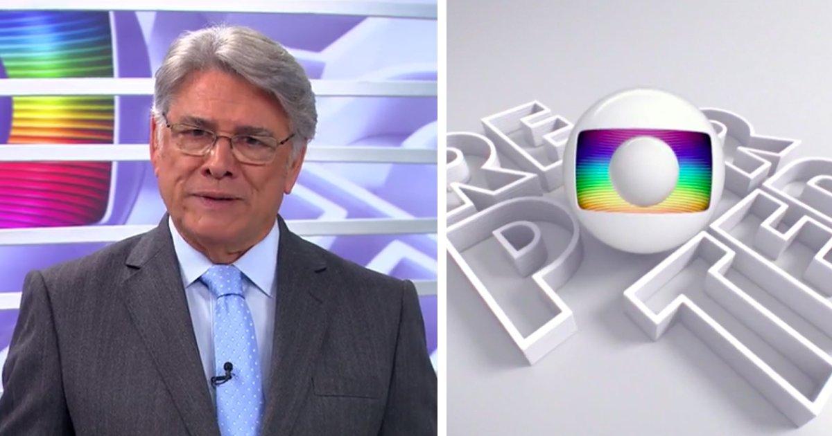 thumbnail5goo.png?resize=1200,630 - Não vai se aposentar tão cedo: Sérgio Chapelin continuará ativo na Globo por mais dois anos