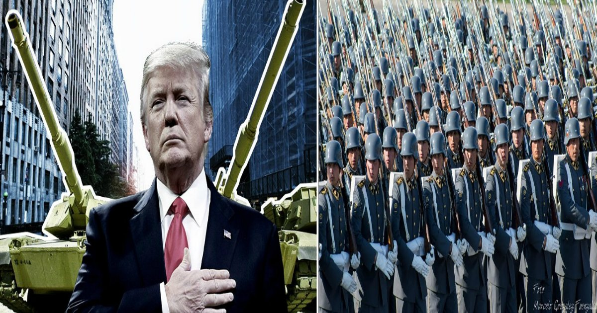 trump featured.png?resize=1200,630 - Details Of Donald Trump's Military Parade Leaked, And It Is A Brilliant Move