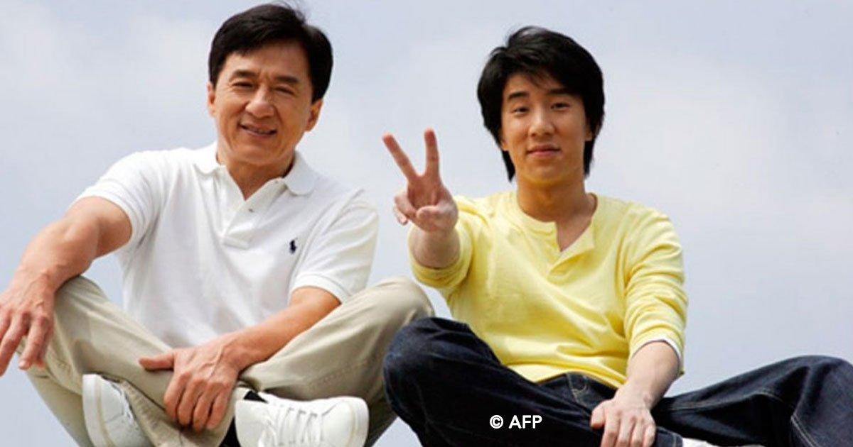 untitled 1 103.jpg?resize=300,169 - Ésta Es La Razón Por La Que Jackie Chan No Dejará Ni Un Céntimo De Herencia A Su Hijo Jaycee