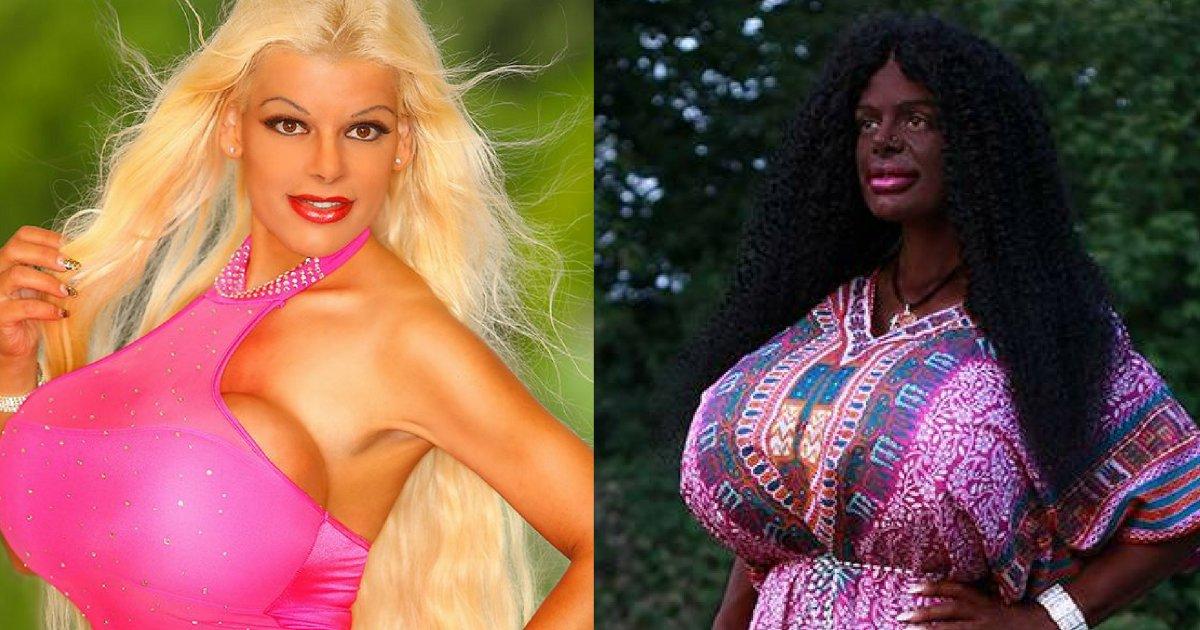 untitled 1 125.jpg?resize=648,365 - Esta mulher mudou sua cor da pele de branco para preto