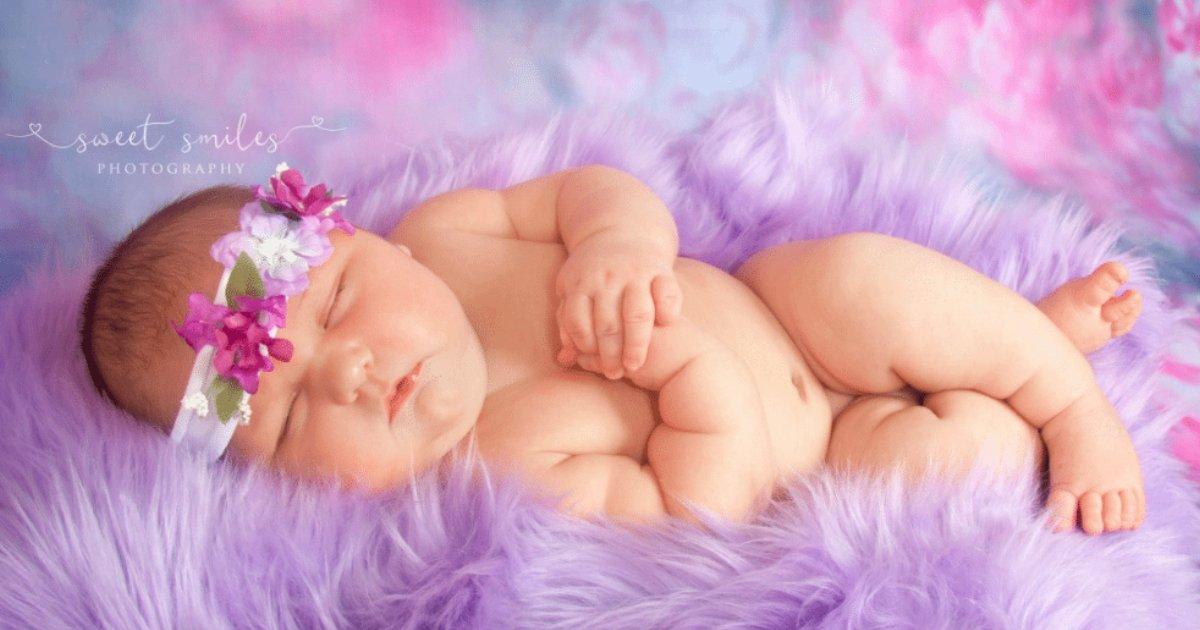 untitled 1 130 - Elle donne naissance à un bébé de près de 6kg!