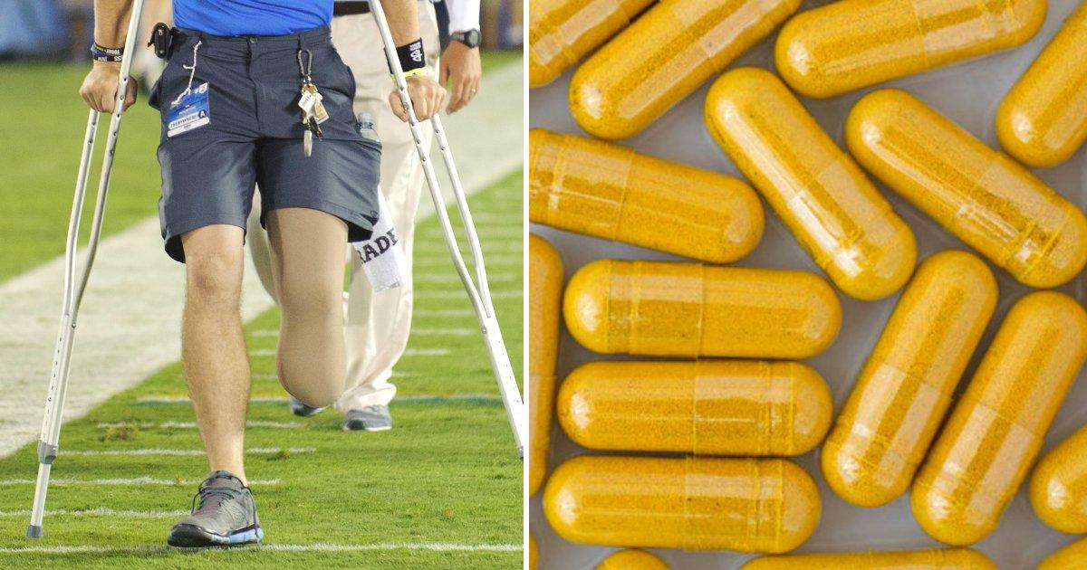 untitled 1 144.jpg?resize=1200,630 - Ele perdeu uma parte de sua perna quando teve uma overdose de pílulas dietéticas