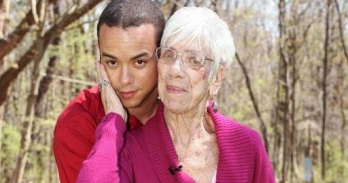 untitled 1 147.jpg?resize=1200,630 - Esse homem de 31 anos está em um relacionamento de longo prazo com sua namorada de 91 anos