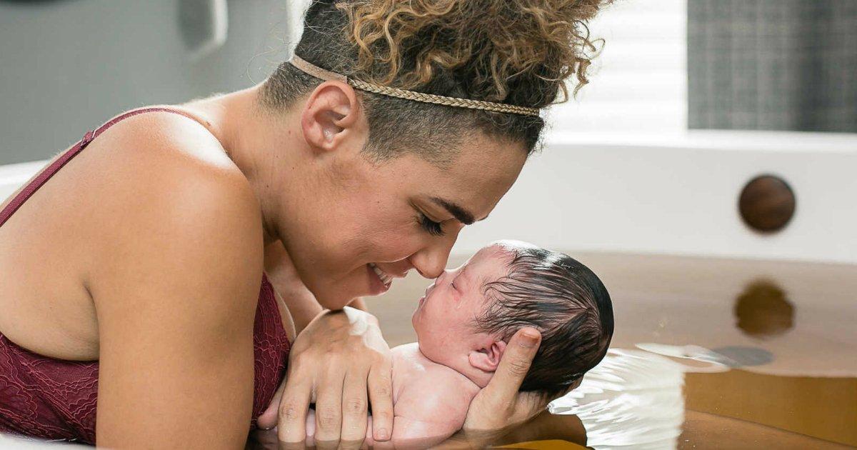 untitled 1 15.jpg?resize=1200,630 - Cette famille qui accueille un nouveau bébé découvre qu'il est atteint de trisomie 21 et leur réaction va vous réchauffer le cœur.