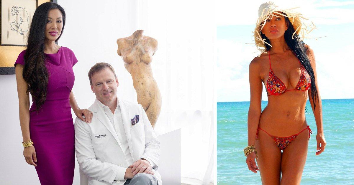 untitled 1 155.jpg?resize=412,232 - Essa mulher precisava de alguns ajustes em seu corpo e, para sua sorte, seu marido é um cirurgião cosmético