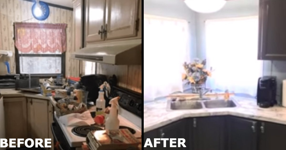 ces quatre s urs ont offert le plus beau cadeau de no l leurs parents une maison compl tement. Black Bedroom Furniture Sets. Home Design Ideas